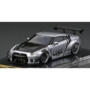 【8月予約】イグニッションモデル 1/64 LB-WORKS ニッサン GT-R R35 type ...