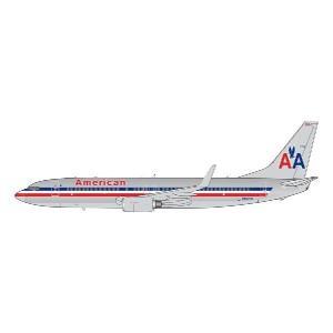 ジェミニジェット 1/400 アメリカン航空 Polished Retro 737-800W N921NN 完成品 艦船・飛行機 GJAAL1802 posthobbyshop