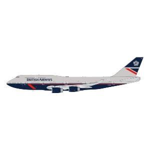 ジェミニジェット 1/400 ブリティッシュエアウェイズ Landor 747-400 G-BNLY 完成品 艦船・飛行機 GJBAW1857 posthobbyshop