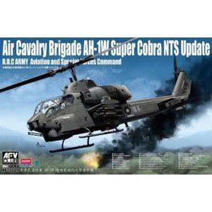 【11月予約】AFVクラブ 1/35 AH-1W スーパーコブラ 攻撃ヘリコプター NTSアップグレード スケールモデル FV35S21 posthobbyshop