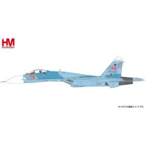 ホビーマスター 1/72 Su-27SM フランカーB型