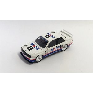 MINI GT 1/64 BMW M3 E30 No.1 1992 マカオ ギアレース ウィナー E...