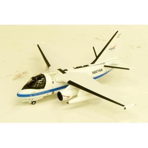 エアプレーン エムシリーズ・バイ・ホーガンウイングス M-SERIES by hogan wings (60135) 1/200 S-3B バイキング NASA アメリカ航空宇宙局 N601NA|posthobbyshop