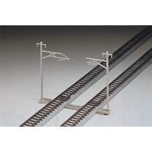 トミーテック Nゲージストラクチャー 単線架線柱・近代型 (12本セット) 3003|posthobbyshop