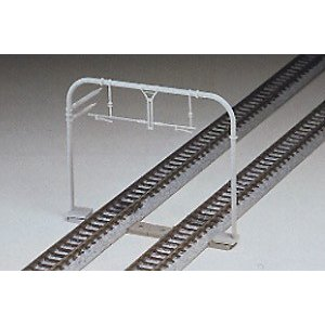 トミーテック Nゲージストラクチャー 複線架線柱・パイプ型 (24本セット) 3050|posthobbyshop