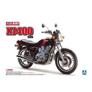 アオシマ1/12 バイク 39 ヤマハ XJ400 スケールプラモデル 4905083053331 posthobbyshop