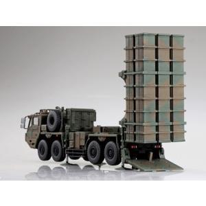 アオシマ 1/72 陸上自衛隊 03式中距離地対空誘導弾 スケールモデル ミリタリーモデルキット No.20 5月予約|posthobbyshop