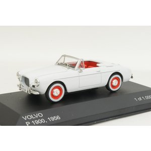 ミニカー ホワイトボックス (WB073) 1/43 ボルボ...