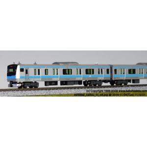 KATO Nゲージ E233系1000番台 京浜東北線 3両増結セットA 鉄道模型 10-1160