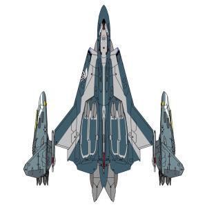 ハセガワ 1/72 Sv-262Ba ドラケンIII テオ機/ザオ機 w/リル・ドラケン(ジャミング装備) 「マクロスΔ」より プラモデル 65846|posthobbyshop