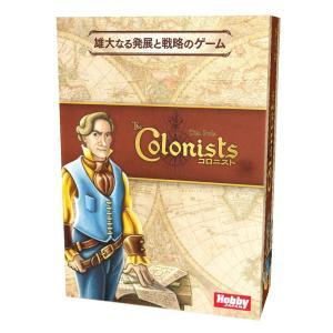 ホビージャパン コロニスト 日本語版 ボードゲーム 4981932023359 4月予約