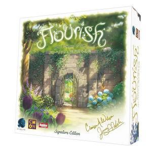 ホビージャパン フローリッシュ:咲き誇る花園 日本語版 アナログゲーム 4981932025780|posthobbyshop