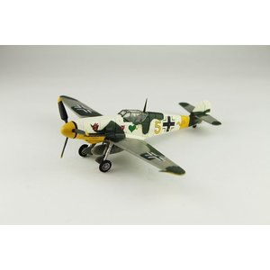 JL-MODEL 1/72 メッサーシュミット Bf109F-4 1942 完成品 艦船・飛行機 JL0002|posthobbyshop