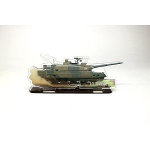 ホビージャパン 自衛隊装備車両アクリルフィギュア 10式戦車 フィギュア HJAF002|posthobbyshop