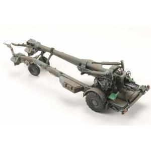 【3月予約】ホビージャパン 1/35 HJMミリタリーシリーズ No.1 陸上自衛隊 155mmりゅう弾砲FH-70 HJMM001