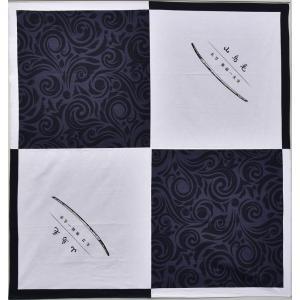 ホビージャパン 刀剣風呂敷「山鳥毛」 4981932057866|posthobbyshop