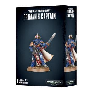 ゲームズワークショップ SPACEMARINES PRIMARIS CAPTAIN 「WARHAMMER 40,000」より プラモデル 5011921085286|posthobbyshop