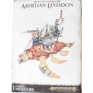 ゲームズワークショップ Idoneth Deepkin:Akhelian Leviadon 「ウォーハンマー」より プラモデル 5011921097531|posthobbyshop