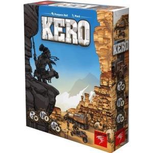ホビージャパン KERO(ケロ) 多言語版 ボードゲーム 7612577020027|posthobbyshop