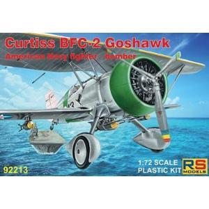 RSモデルス  1/72 カーチス BFC-2 ゴスホーク スケールプラモデル 92213 12月予約 posthobbyshop
