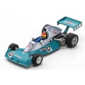 スパーク 1/43 BRM P201 No.37 1974 F1 オランダGP F.ミゴール 完成品ミニカー S5289|posthobbyshop