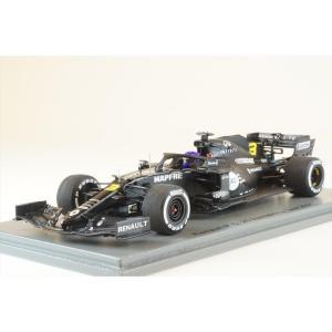 スパーク 1/43 ルノー R.S.20 No.3 F1 チーム D.リカルド 完成品ミニカー S6456|posthobbyshop
