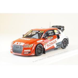 スパーク 1/43 アウディ Sport S1 WRX クワトロ No.40 2019 World RX ベルギー レース3 M.エクストレム 完成品ミニカー S7828|posthobbyshop