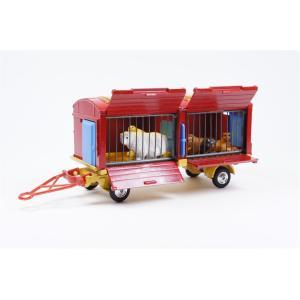 ミニカー コーギー (1123) ノンスケール ヴィンテージモデル チッパーフィールズ サーカス アニマル ケージ posthobbyshop