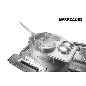 【予約・完全受注発注】WARSLUG オール金属製可動ハイエンドレプリカ戦車 1/6 T-34/85(ソ連軍) 完成品|posthobbyshop|05
