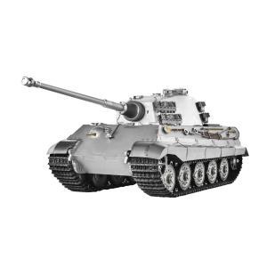 【予約・完全受注発注】WARSLUG オール金属製可動ハイエンドレプリカ戦車 1/6 キングタイガー ヘンシェル砲塔型 (ドイツ軍) 完成品|posthobbyshop