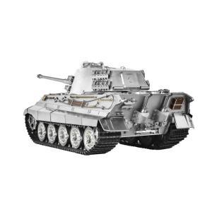 【予約・完全受注発注】WARSLUG オール金属製可動ハイエンドレプリカ戦車 1/6 キングタイガー ヘンシェル砲塔型 (ドイツ軍) 完成品|posthobbyshop|03