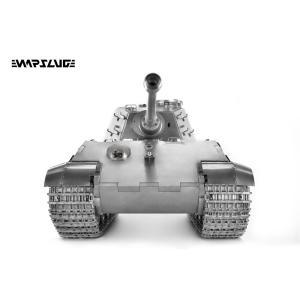 【予約・完全受注発注】WARSLUG オール金属製可動ハイエンドレプリカ戦車 1/6 キングタイガー ヘンシェル砲塔型 (ドイツ軍) 完成品|posthobbyshop|04