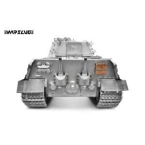 【予約・完全受注発注】WARSLUG オール金属製可動ハイエンドレプリカ戦車 1/6 キングタイガー ヘンシェル砲塔型 (ドイツ軍) 完成品|posthobbyshop|05