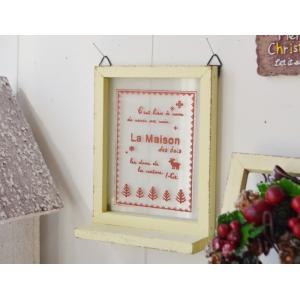 クリスマス雑貨 クリスマスニットウッドウィンドウ クリスマス飾り クリスマスオーナメント クリスマス ディスプレイ 置物 雑貨 飾り付け|potafleurs