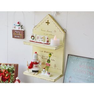 クリスマス雑貨 クリスマスニットウッドラックW クリスマス飾り クリスマスオーナメント クリスマス ディスプレイ 置物 雑貨 飾り付け|potafleurs