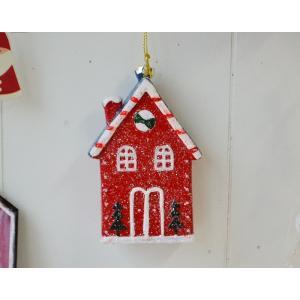 クリスマス雑貨 メモリーズオーナメントハウス クリスマス飾り クリスマスオーナメント クリスマス ディスプレイ 置物 雑貨 飾り付け|potafleurs