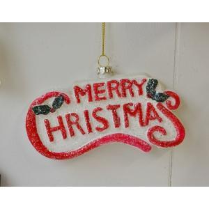 クリスマス雑貨 メモリーズオーナメントメリークリスマス クリスマス飾り クリスマスオーナメント クリスマス ディスプレイ 置物 雑貨 飾り付け|potafleurs