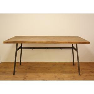ダイニングテーブルKPパイン古材152|potafleurs
