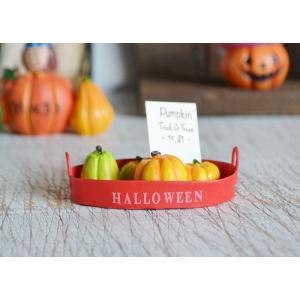 ハロウィン飾り ハーヴェストサインバケット ハロウィン雑貨 ハロウィングッズ 置物 ディスプレイ ミニチュア かぼちゃ パンプキン|potafleurs