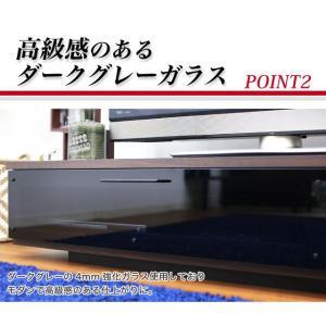 テレビ台 テレビボード 収納 北欧 160 完成品 コルク160ローボード|potarico|03