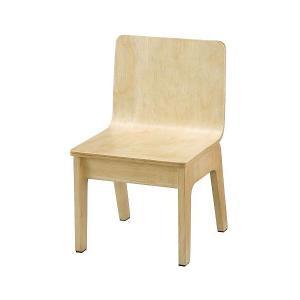 キッズチェア いす 椅子 ナチュラル potarico