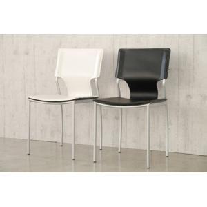 完成品 PVCレザーを使用し、高級感を感じさせるダイニングチェアー 椅子 いす イス チェアー C-2307 ダイニングチェア-gt|potarico