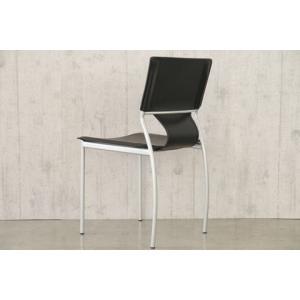 完成品 PVCレザーを使用し、高級感を感じさせるダイニングチェアー 椅子 いす イス チェアー C-2307 ダイニングチェア-gt|potarico|03