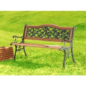 ベンチ  ガーデンファニチャー エクステリア  イス パークベンチ G232|potarico