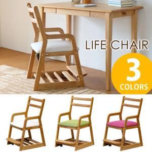 学習椅子 学習チェア キッズチェア 子供用 キッズ 木製 高さ調節 キャスター ライブデスクチェア potarico