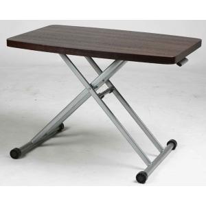 昇降テーブル テーブル 木製|potarico