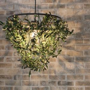 天井 照明 吊り下げ シーリングミニフォレスティ アイアン ペンダントランプ(Mini-Foresti Iron pendant lamp) potarico