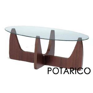 センターテーブル ガラステーブル ローテーブル コーヒーテーブル リビングテーブル カントリーGGH-361-aaz|potarico