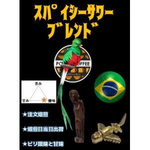 スパイシーサワーブレンド 150g potiercoffee