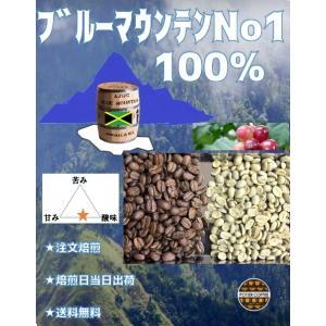 ブルーマウンテンNo1(100%) 500g potiercoffee